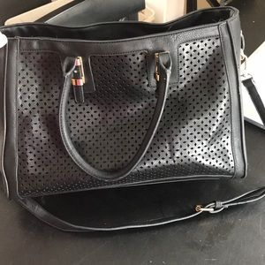 Bag with long strap